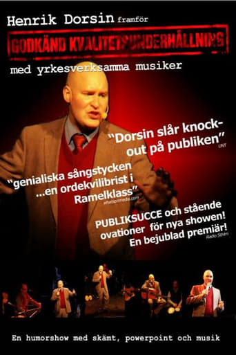 Henrik Dorsin - Godkänd Kvalitetsunderhållning
