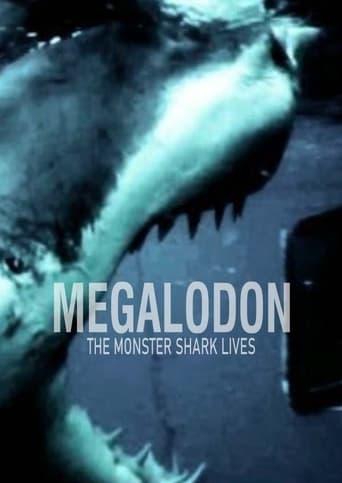 Poster of Megalodon: The Monster Shark Lives