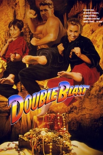 Poster of Double Blast
