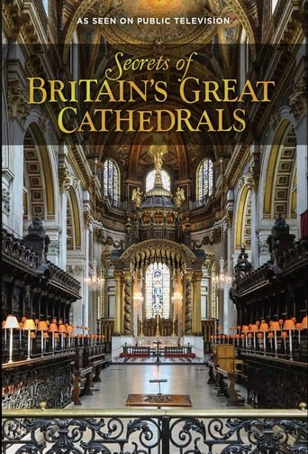 Poster of Secrets of Britain's Great Cathedrals