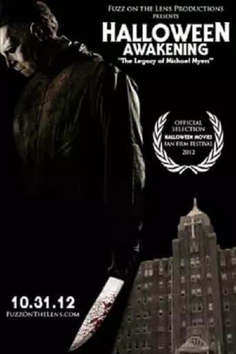 Poster of Halloween Awakening: The Legacy of Michael Myers