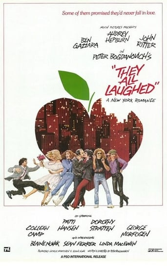 Poster of They All Laughed