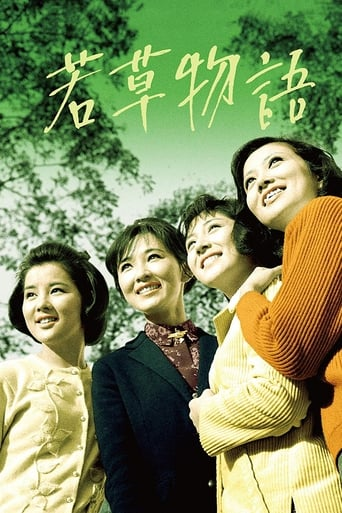Poster of Four Young Sisters