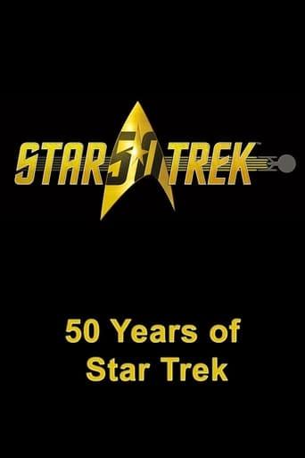 Poster of 50 Years of Star Trek
