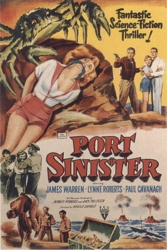 Poster of Port Sinister