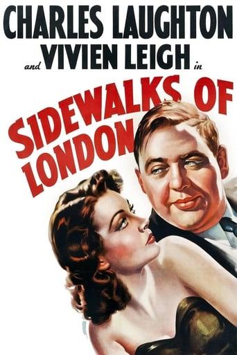 Poster of Sidewalks of London