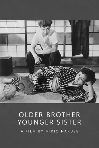 Poster of Brother and Sister