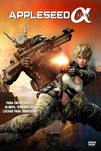 Poster of Appleseed Alpha