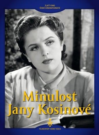 Poster of Minulost Jany Kosinové