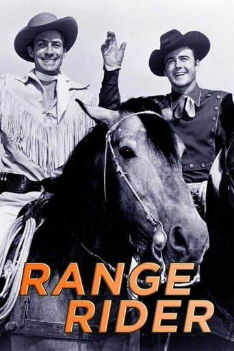 Poster of The Range Rider