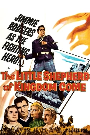 Poster of The Little Shepherd Of Kingdom Come