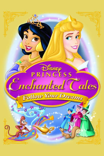 Poster of Disney Princess Enchanted Tales: Follow Your Dreams