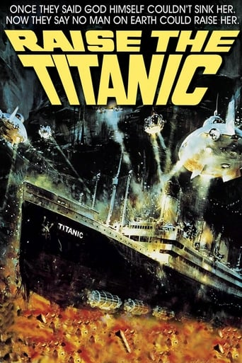 Poster of Raise the Titanic