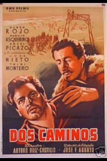 Poster of Dos caminos