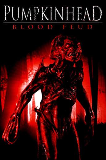 Poster of Pumpkinhead: Blood Feud