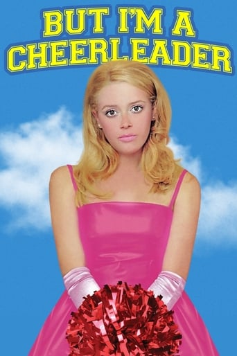 Poster of But I'm a Cheerleader