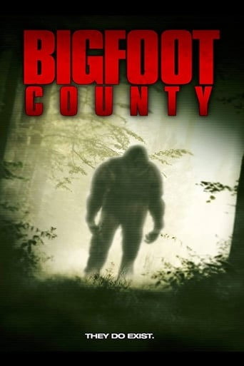 Poster of Bigfoot County
