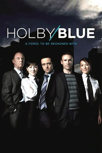 Poster of Holby Blue