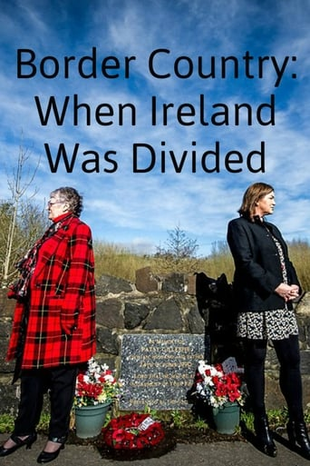 Poster of Border Country: When Ireland Was Divided