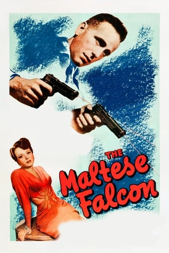 Poster of The Maltese Falcon