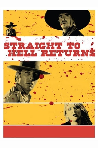 Poster of Straight to Hell Returns