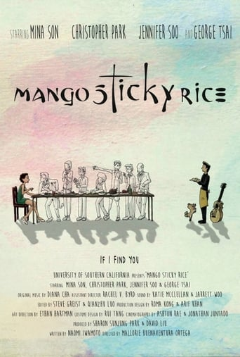 Mango Sticky Rice Poster