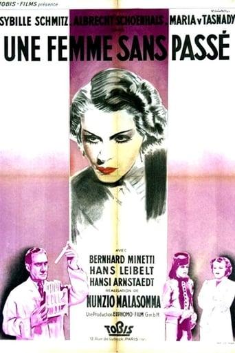 Poster of Die Frau ohne Vergangenheit