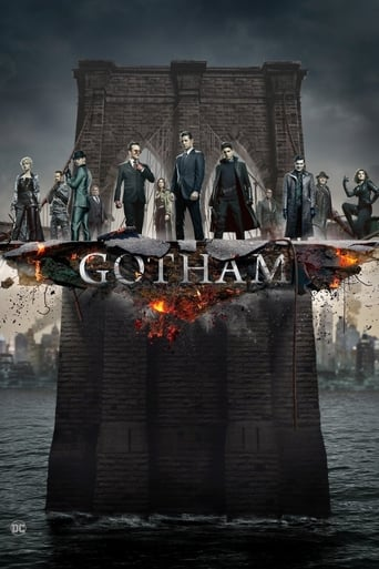 Poster of Gotham