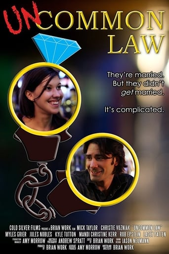Poster of Uncommon Law
