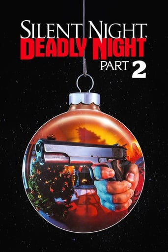 Poster of Silent Night, Deadly Night Part 2