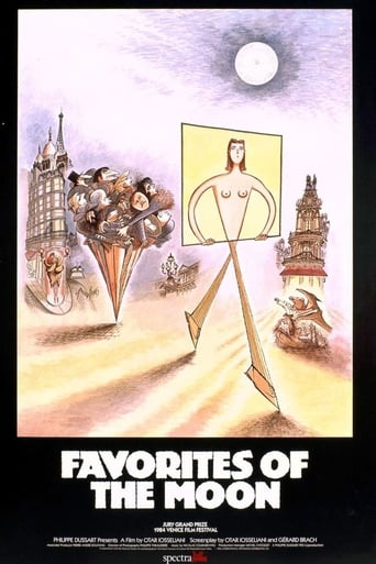 Poster of Favourites of the Moon