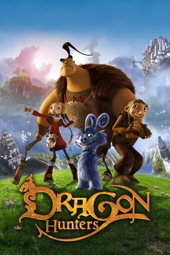 Poster of Dragon Hunters