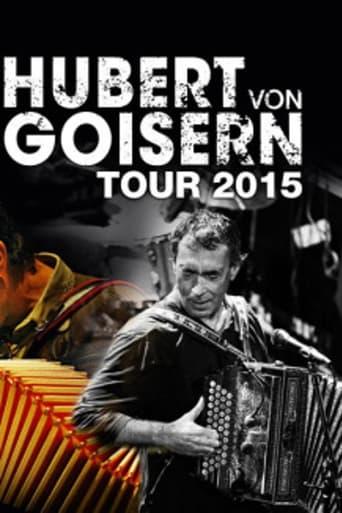 Poster of Hubert von Goisern Konzert in 2015 in Wien