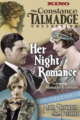 Poster of Her Night of Romance