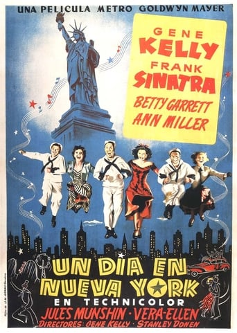 Poster of Un día en Nueva York