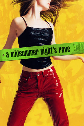 Poster of A Midsummer Night's Rave