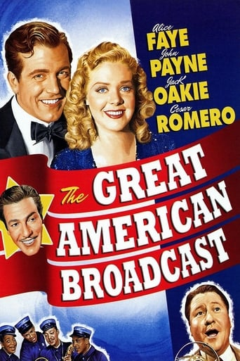 Poster of The Great American Broadcast