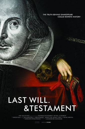 Poster of Last Will. & Testament
