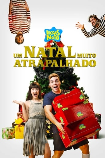 Poster of Luccas Neto em: Um Natal Muito Atrapalhado