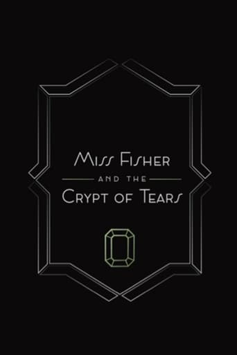 Poster of Miss Fisher & the Crypt of Tears