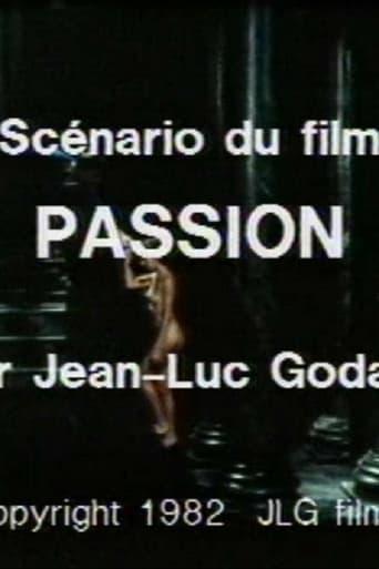Poster of Scénario du film 'Passion'
