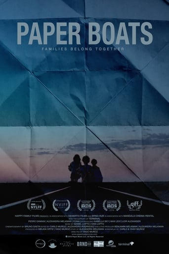 Poster of Paper Boats