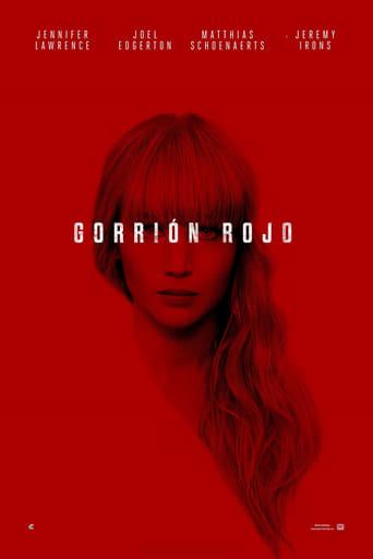 Poster of Gorrión rojo