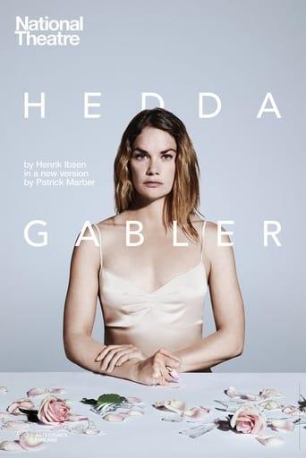 Poster of National Theatre Live: Hedda Gabler
