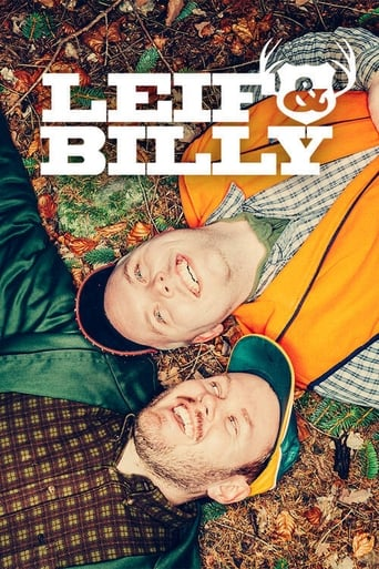 Poster of Leif & Billy