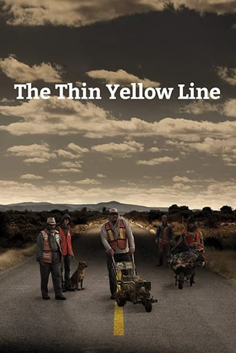 Poster of The Thin Yellow Line