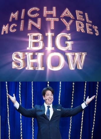 Poster of Michael McIntyre's Big Show