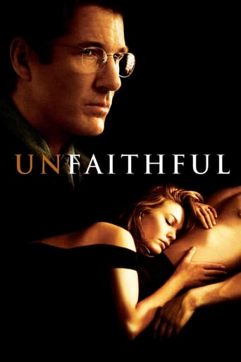 Poster of Unfaithful