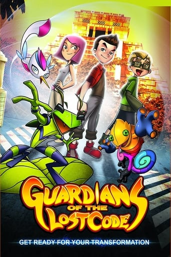 Poster of Guardians of the Lost Code