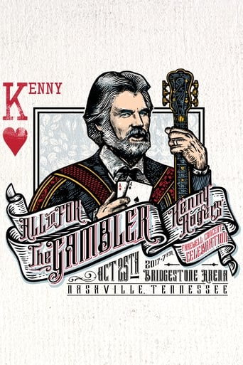 Poster of All In For The Gambler: Kenny Rogers Farewell Concert Celebration